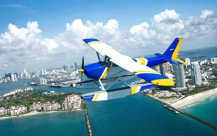 You've ridden a commercial plane, but we're sure you've never taken to the sky on one of these babies.