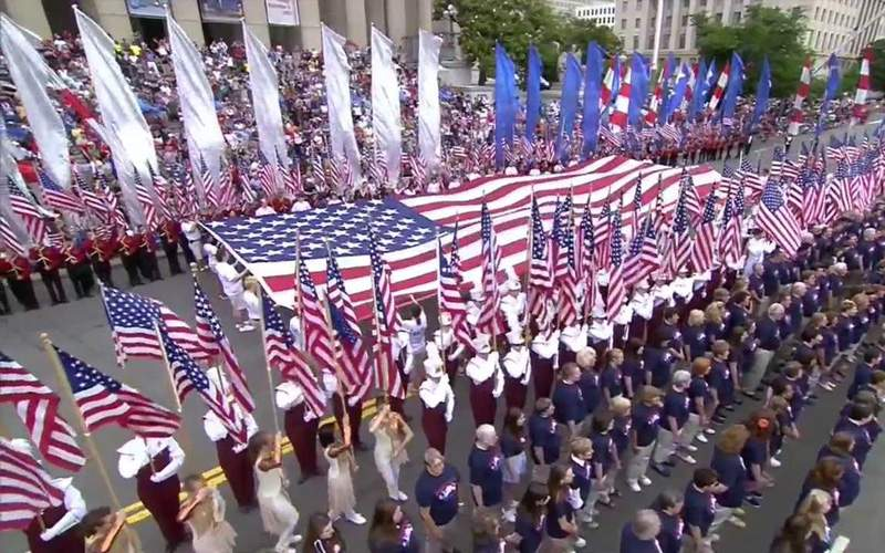 National Independence Day Parade