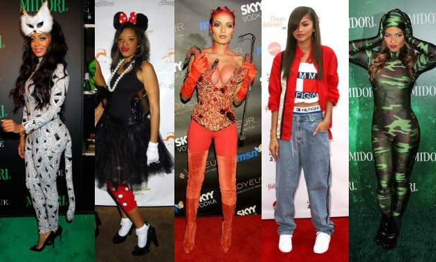 Photo of Halloween 2014: Hollywood Celebrity Costumes You Shouldn't Miss