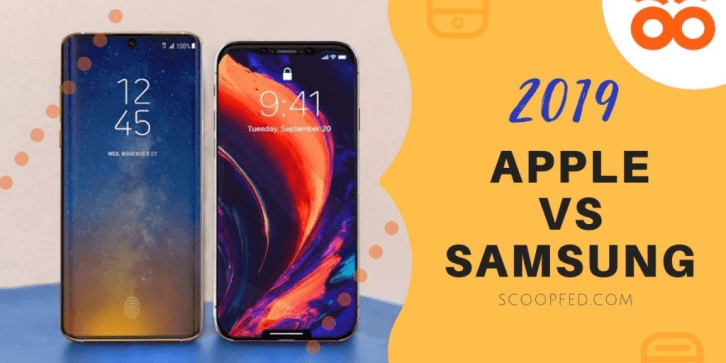 Photo of 2019! Samsung Galaxy S10 vs iPhone 11