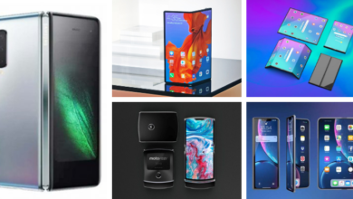 Photo of 5 Foldable Smartphones Coming Very Soon